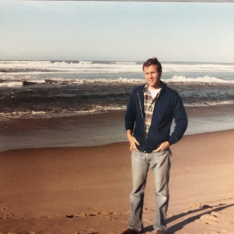 dad oregon coast